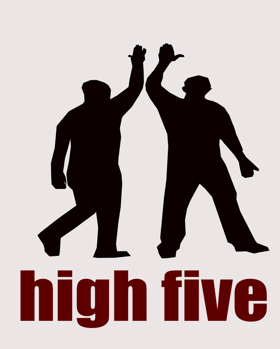 How the High Five Got its Start (and Some Cool High Five Variations)