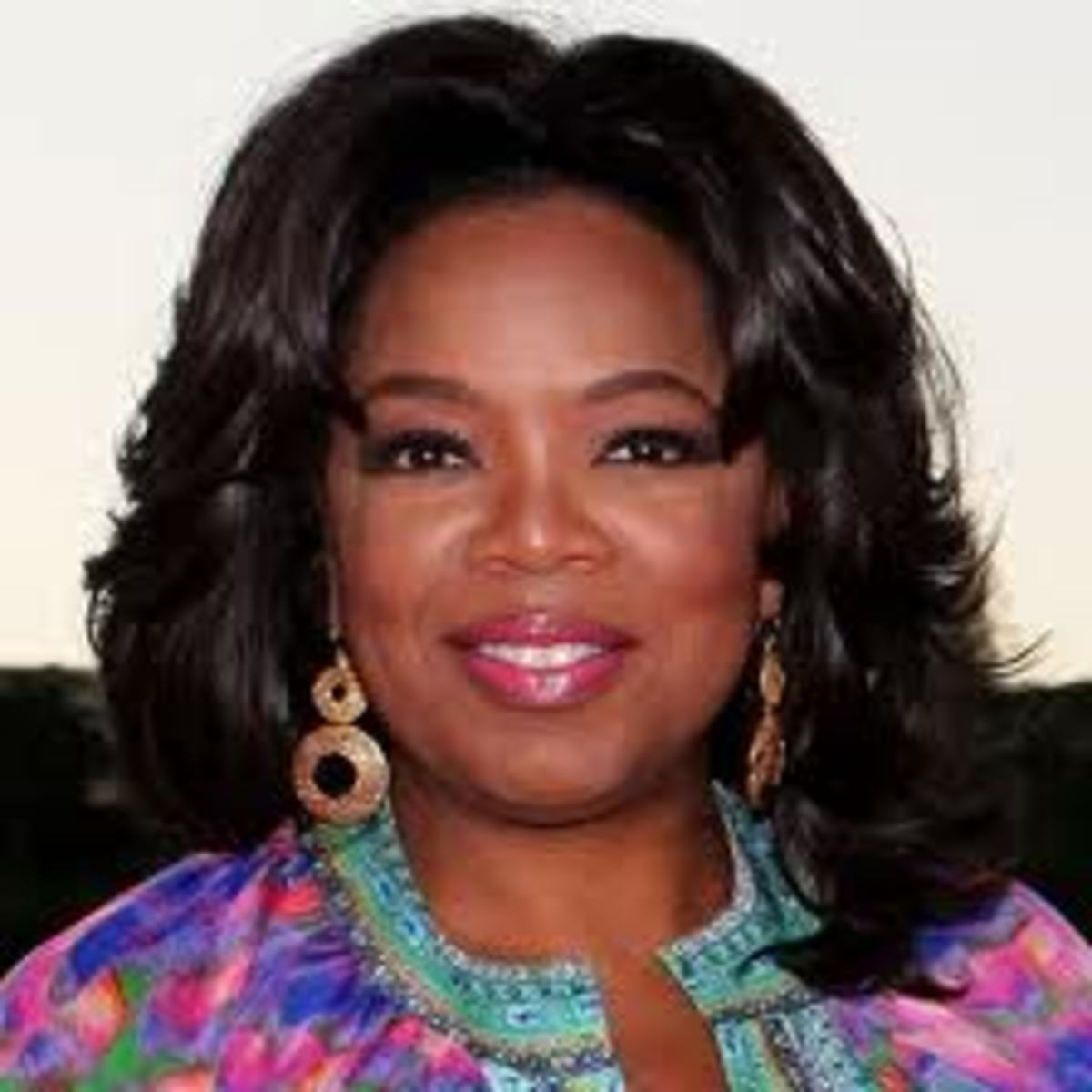 Oprah Winfrey was told by members of her family to settle,not to dream big as such dreams were beyond a poor girl's reach. However, she IGNORED them, becoming a media mogul.