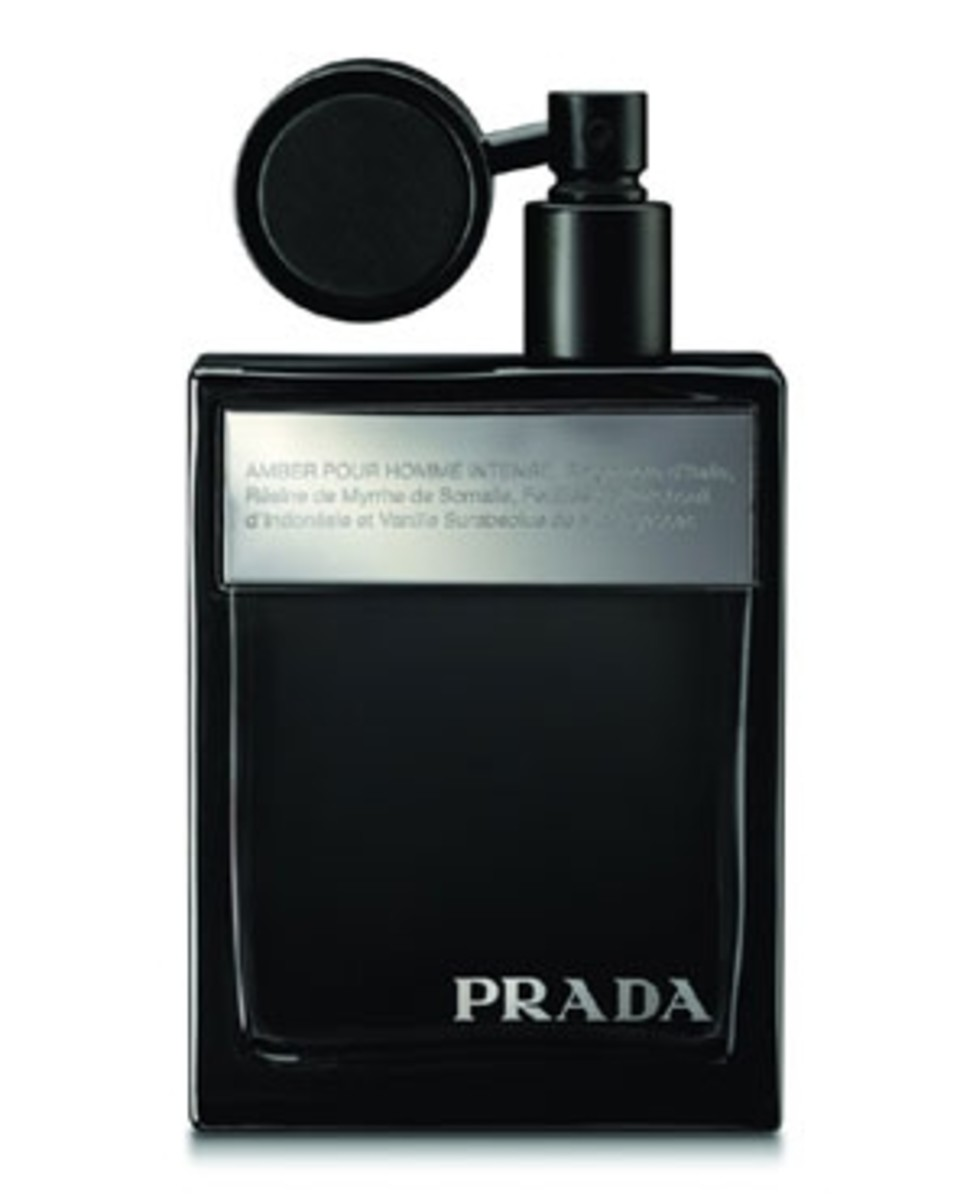 2: Amber Pour Homme Intense by Prada