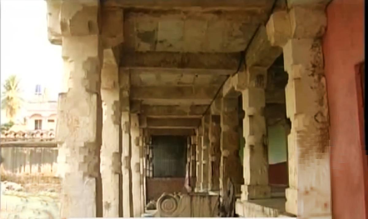 Kshanambika temple at Srirangapatna