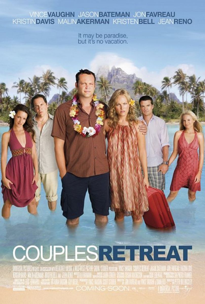 Couples Retreat poster (2009)