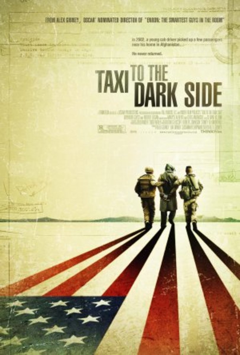 Taxi to the Dark Side poster (2007)