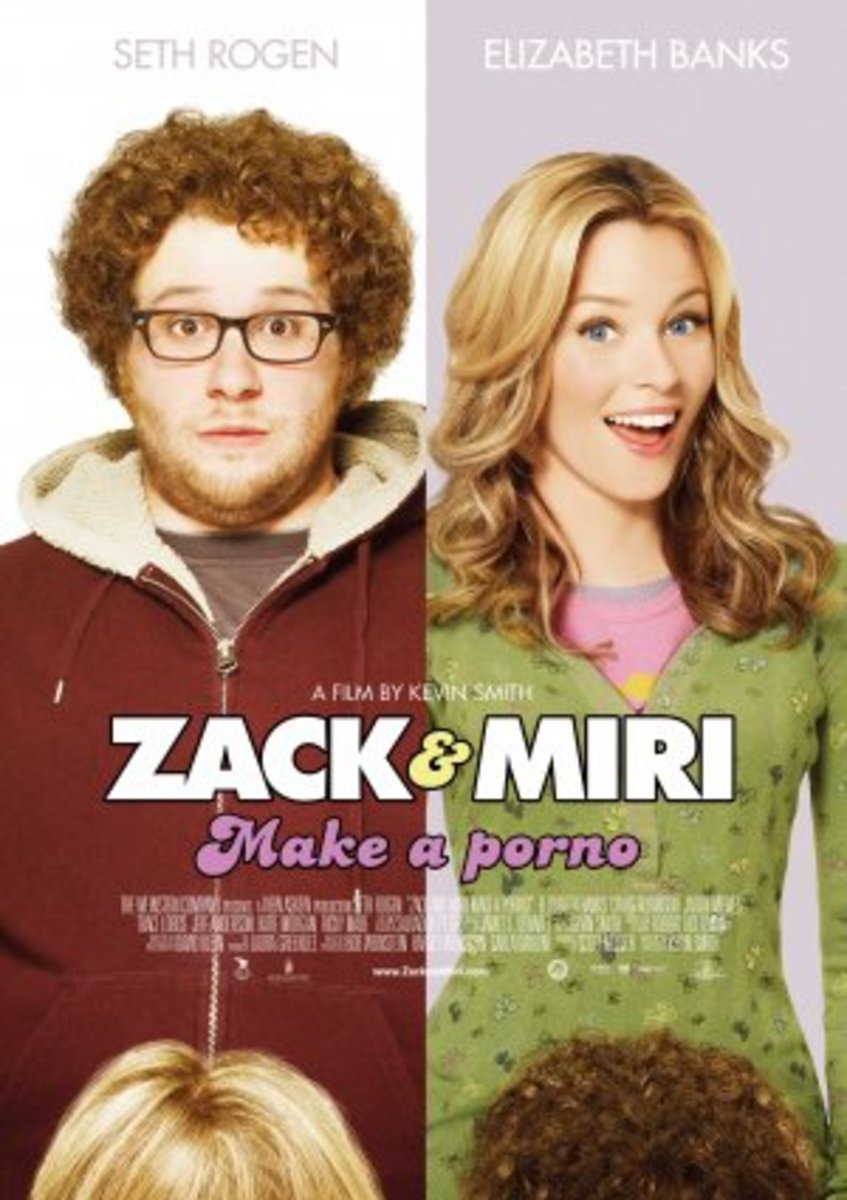 Zack and Miri Make a Porno banned poster (2008)