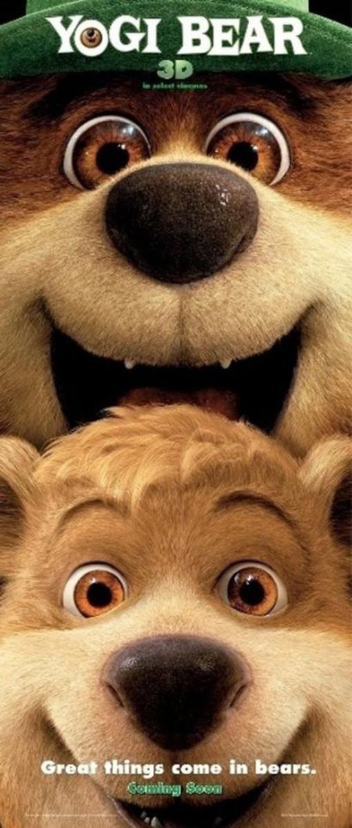 Yogi Bear poster (2010)