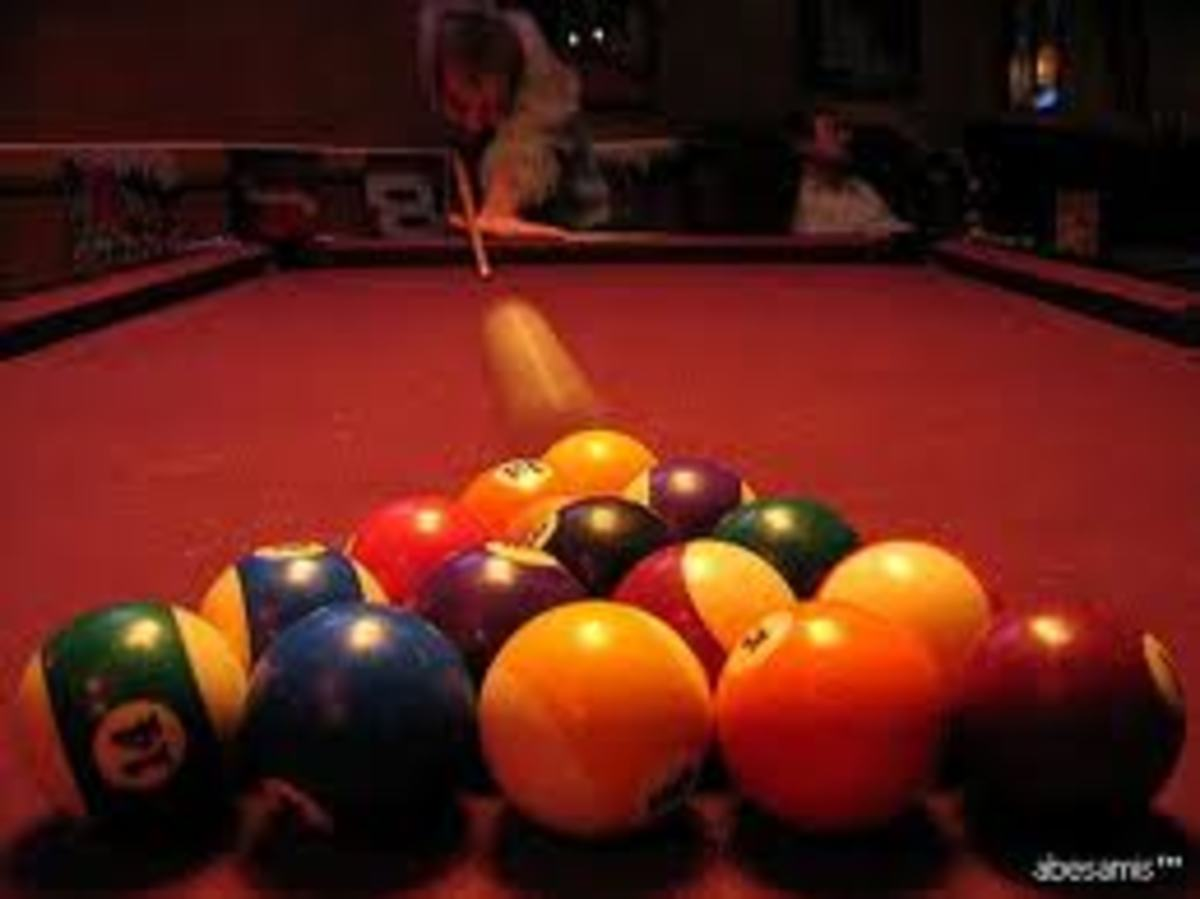 Learn How To Play Pool Like A Pro - Lesson 1 Controlling Cue Ball Speed