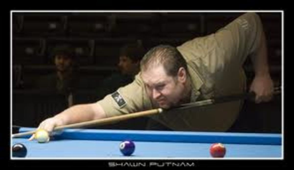 "Shawn ""Big Bubba"" Putnam"