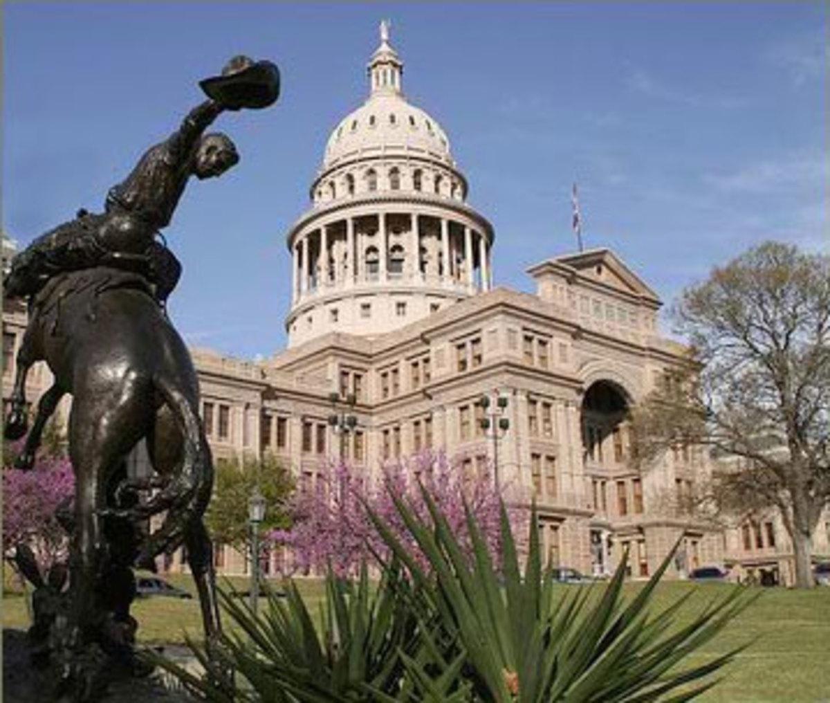 State Capitol in Austin