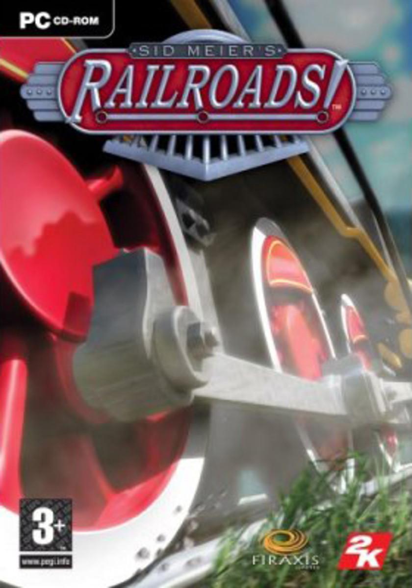 Sid Meier's Railroads!