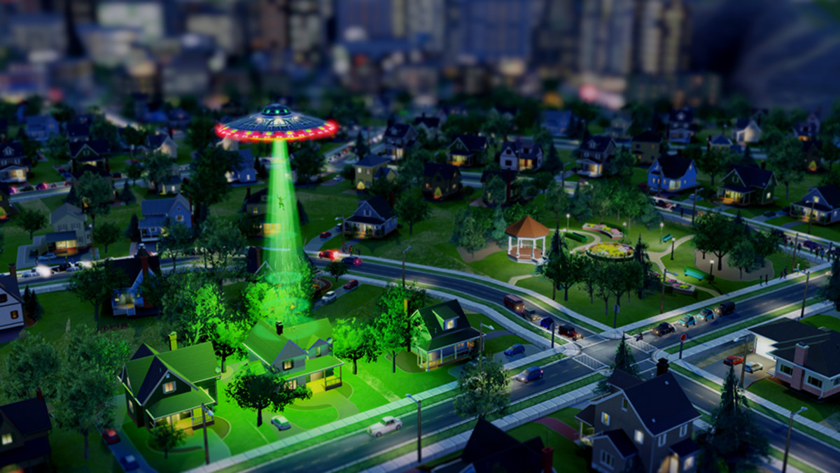 SimCity (2013) Gameplay