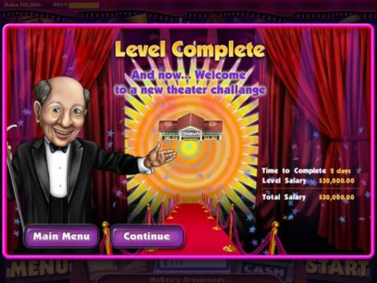 Cinema Tycoon II Gameplay