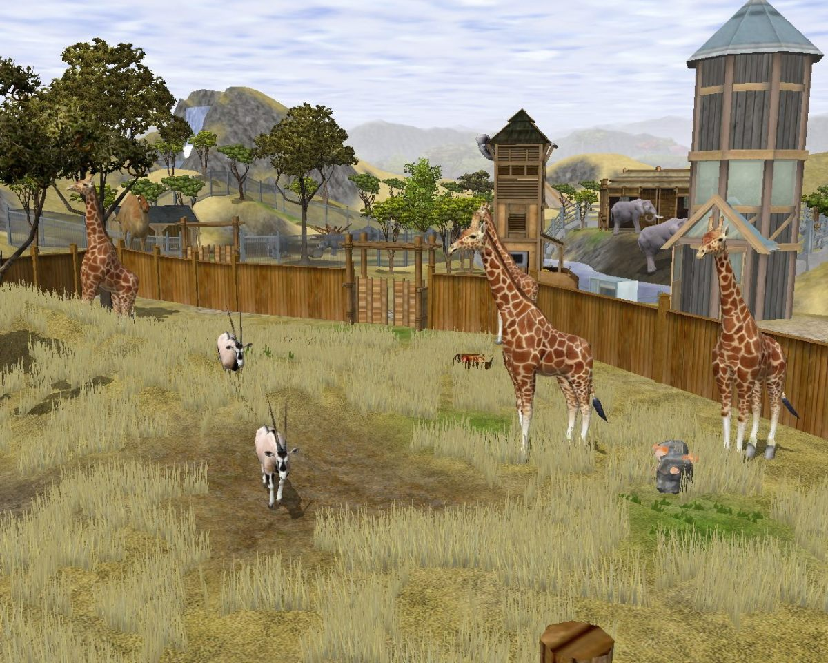 Wildlife Park 2 Gameplay