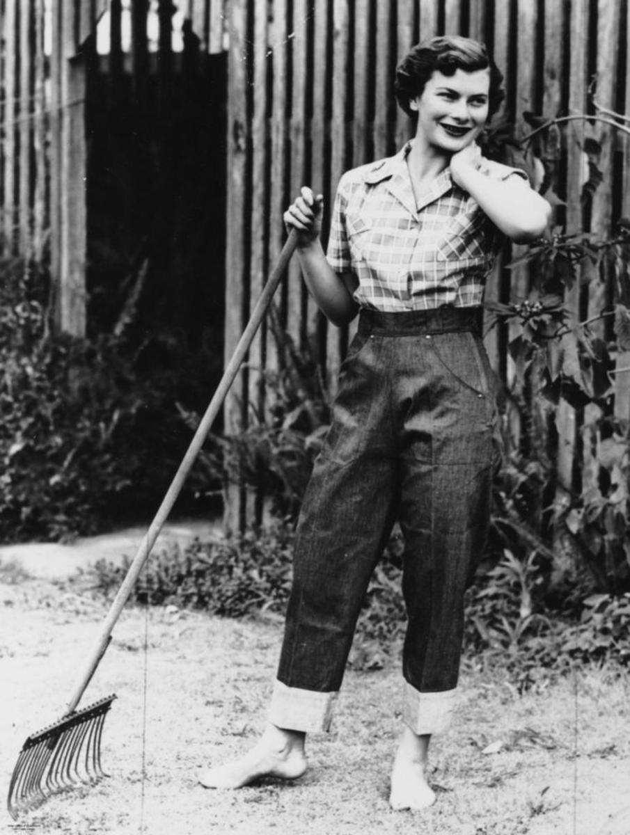 Jeans circa 1952