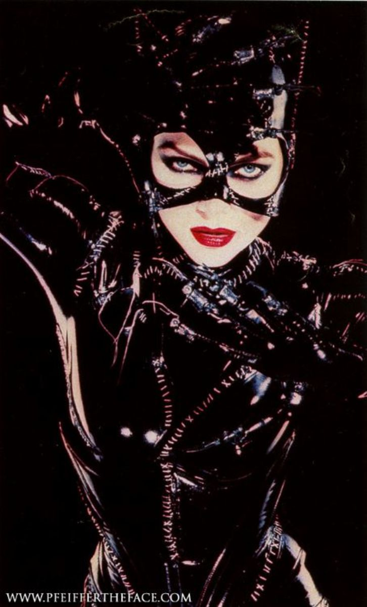 Michelle Pfeiffer As Catwoman!