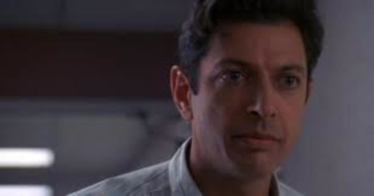 "Jeff Goldblum from ""Powder."""