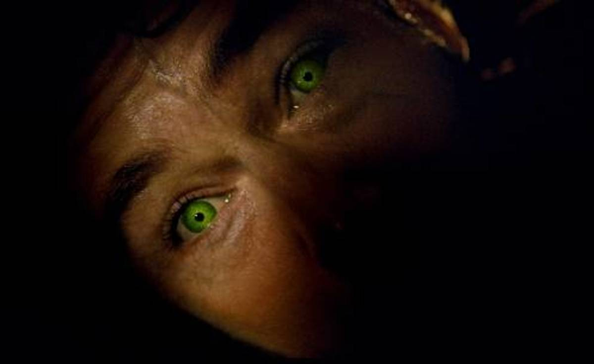 "Edward Norton as Bruce Banner in ""The Incredible Hulk"""