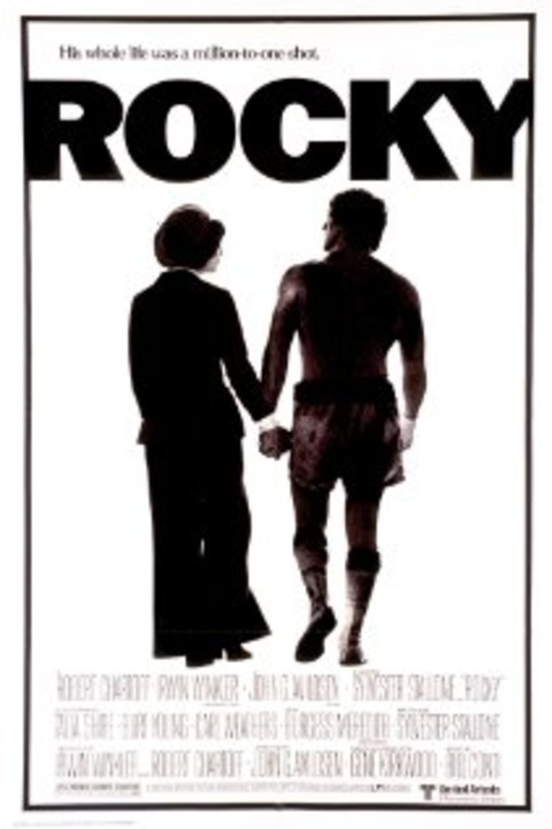 Rocky Facts! a Look Behind One of the Most Inspirational Movies Ever - Rocky!