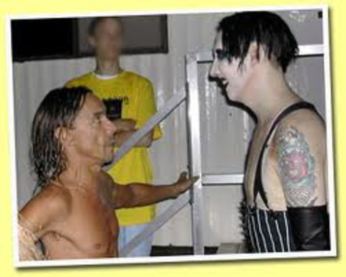 Would you let your daughters date these Rock Stars? Top 10 Weird Looking Rock Stars
