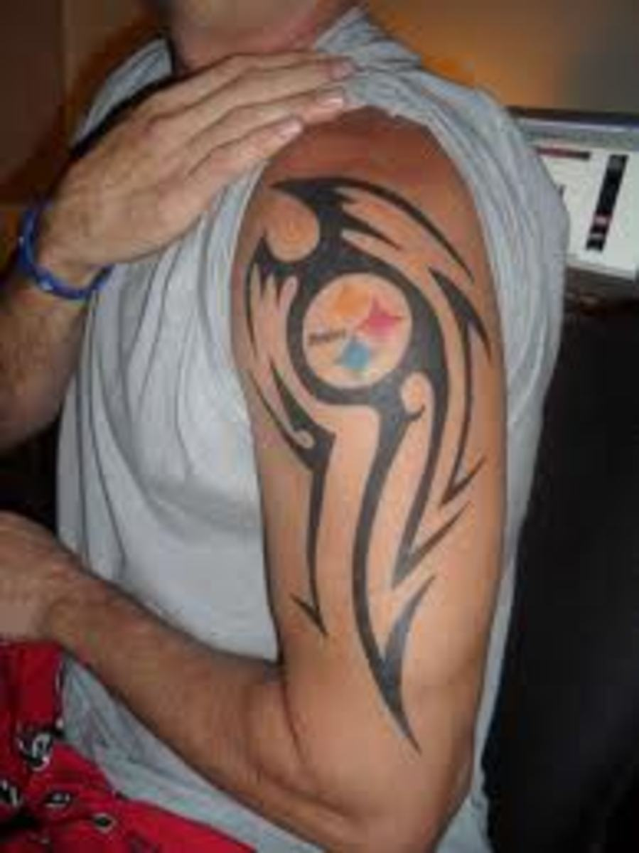 pittsburgh steeler tattoos and history steeler nation