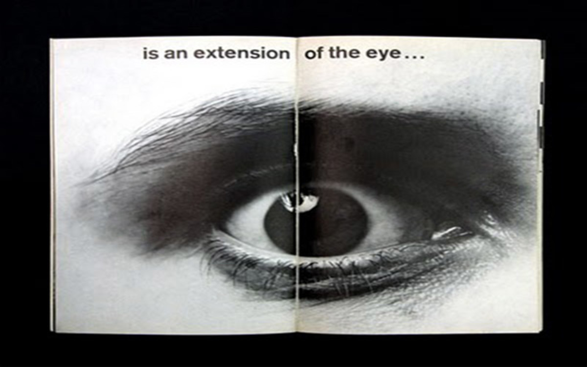 ... is an extension of the eye