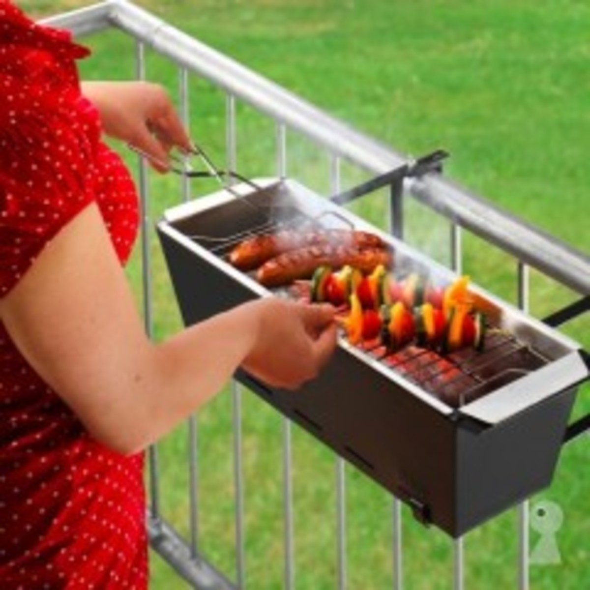 Balcony Grilling Made Easy!