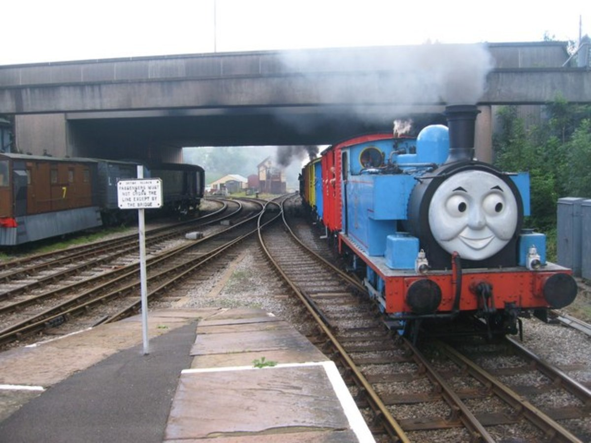 Beginner's Guide to Thomas the Train and Friends