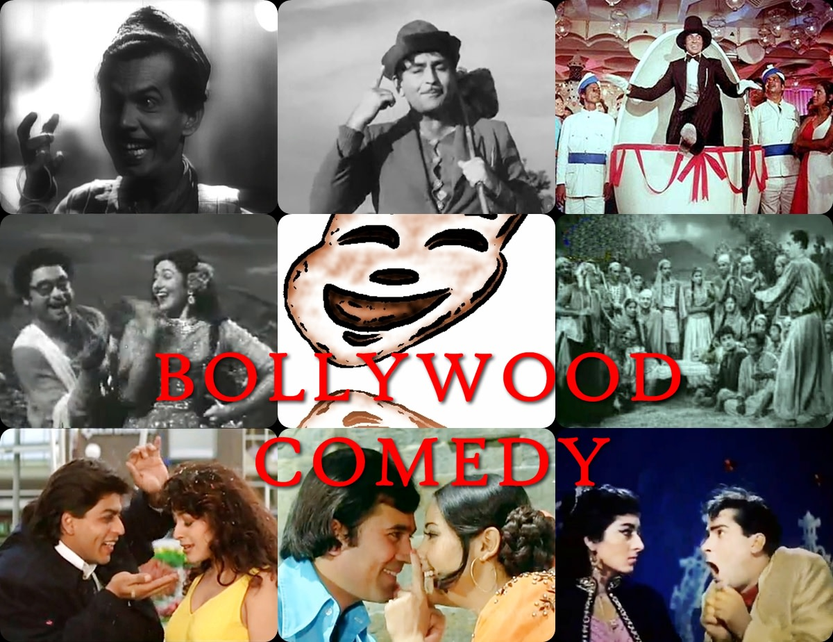Best Hindi Comedy Songs of Bollywood