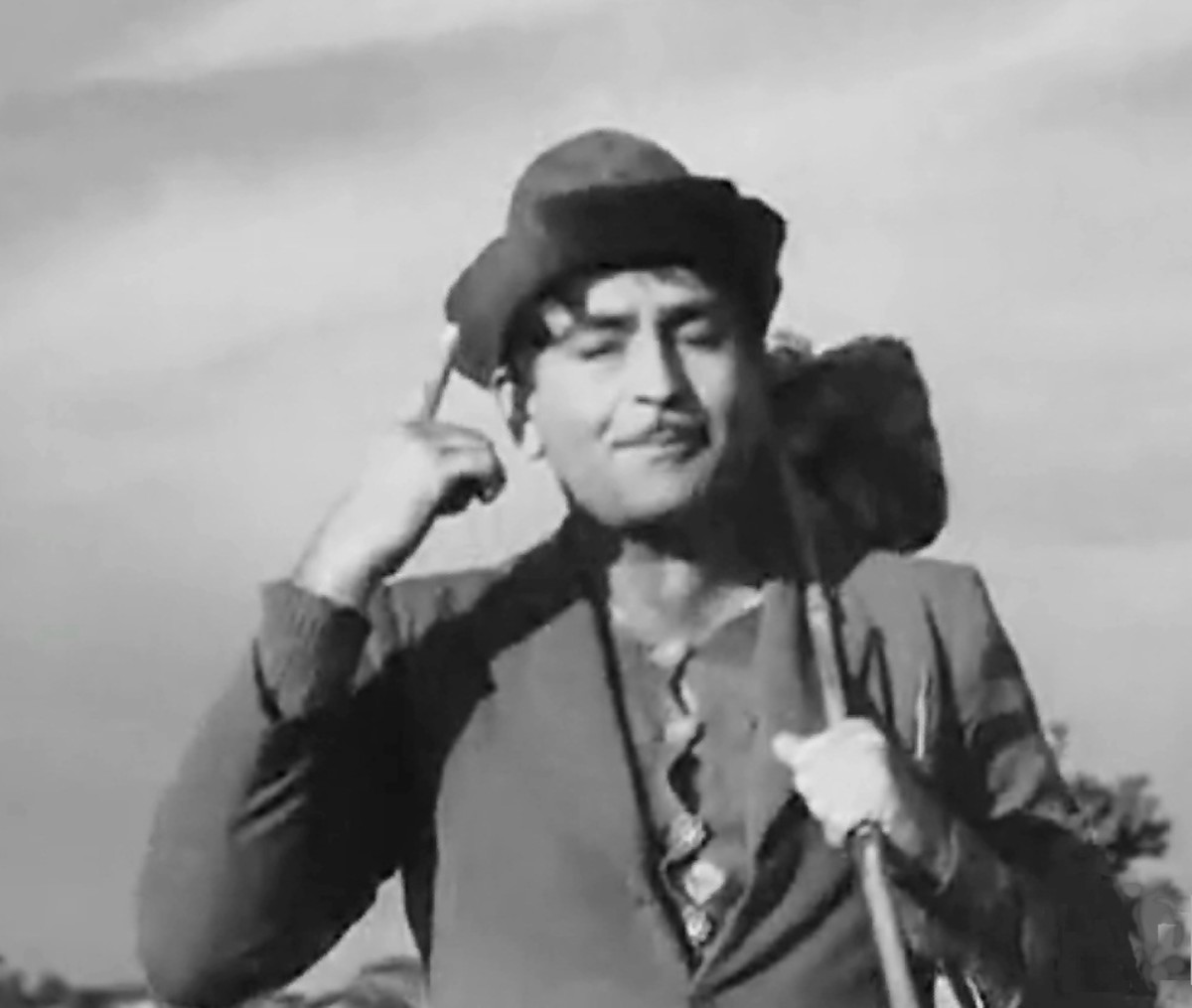 One of the most popular songs of early Bollywood