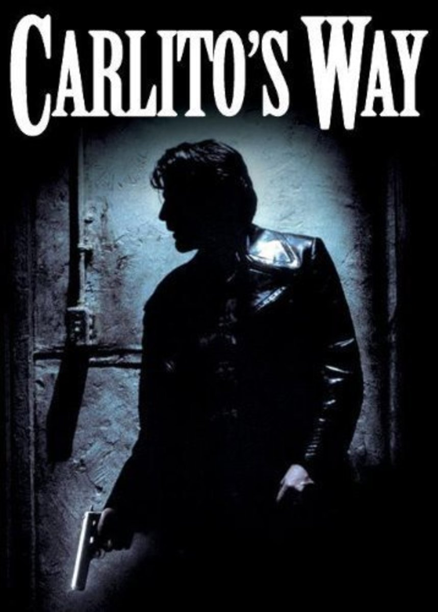 Carlito's Way! An Illustrated Summary and Behind The Making of The Movie