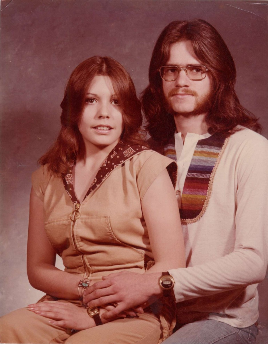 DAVID & LAURA WHEELER (1979)