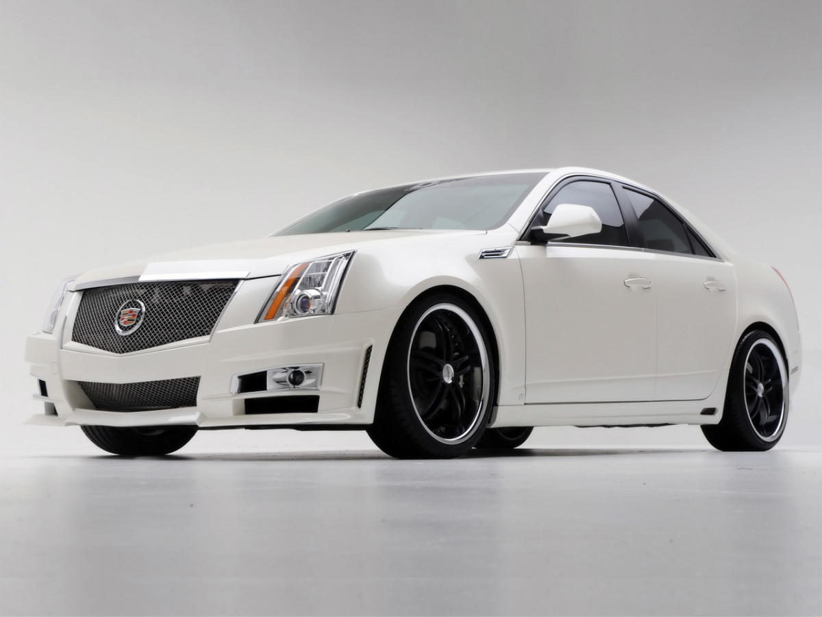 2009 CADILLAC CTS SPORT - My Wheels for the Long Drive