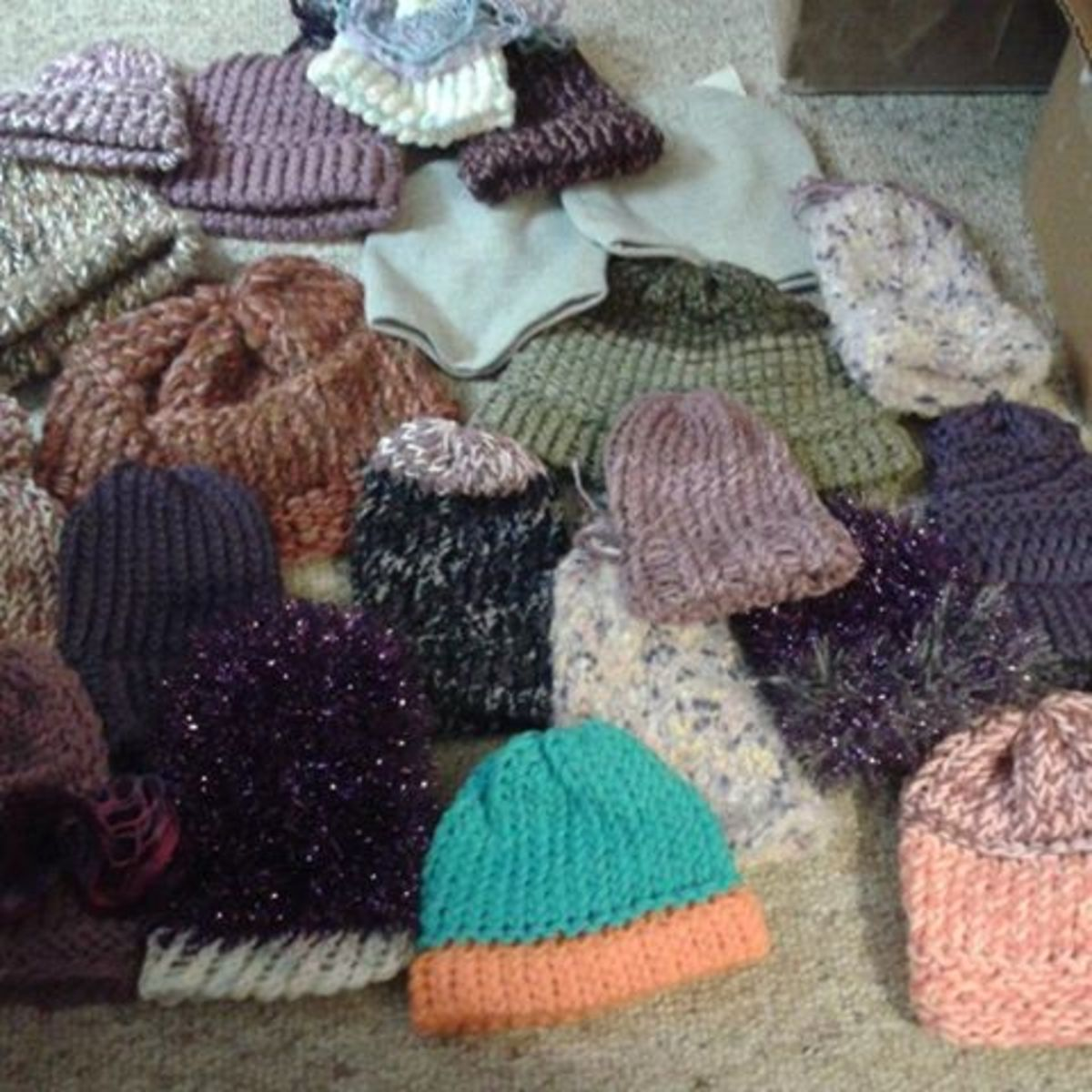 Loom Knitting for Charity | HubPages