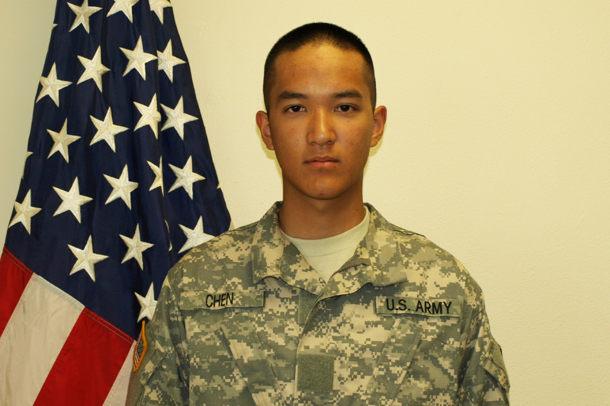 Danny Chen, age only two months into his 19, lived deployment to Afghanistan.