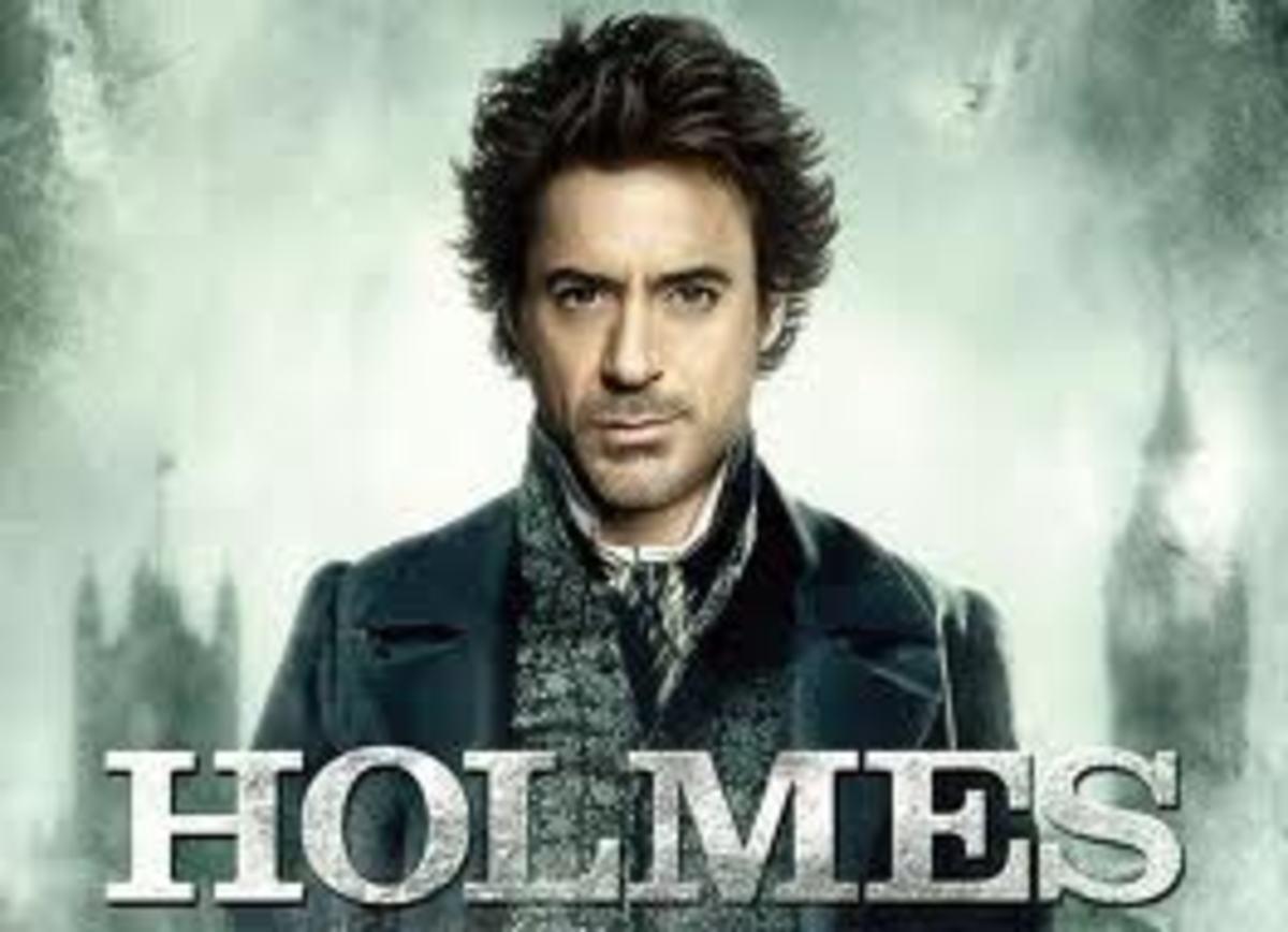 The modern day Sherlock Holmes.
