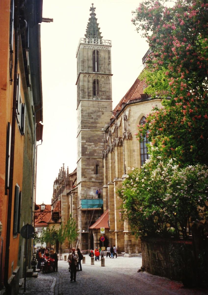 St. Jacob's Church (Jacobskirche)