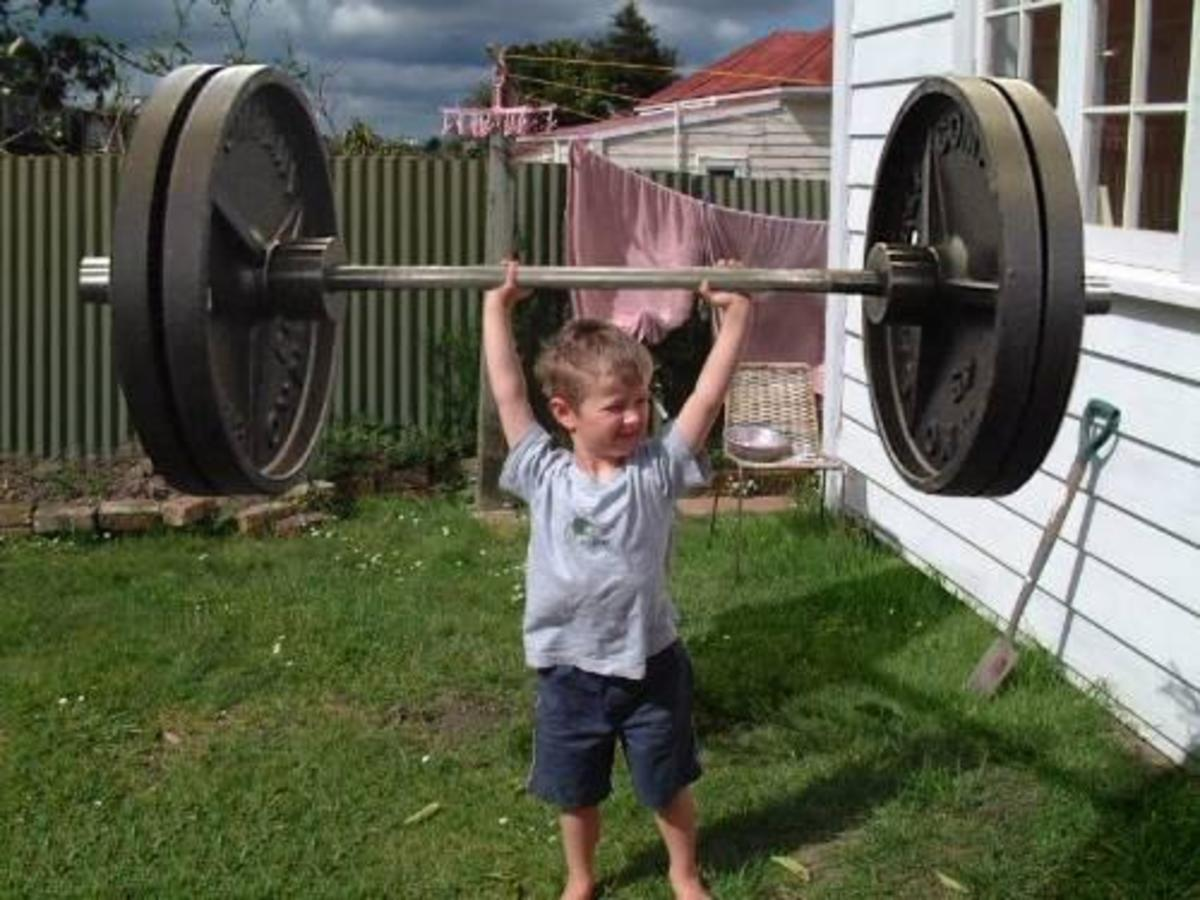 Weight Training for Teens a Win-Win Situation