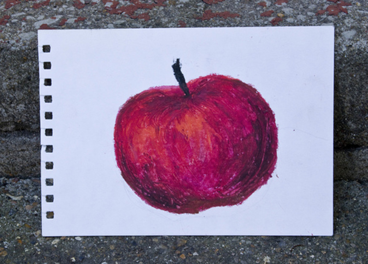 how-to-use-oil-pastels