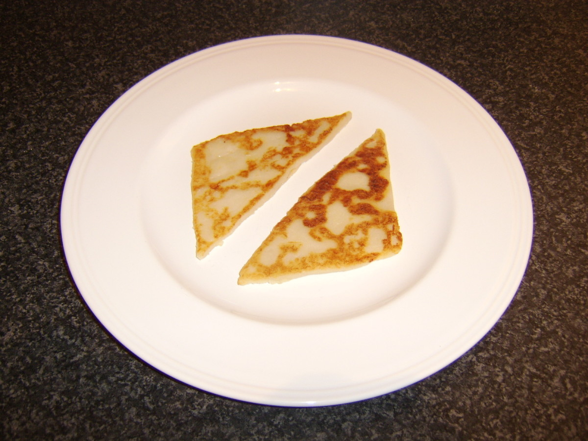 Tattie Scones Ready to Eat