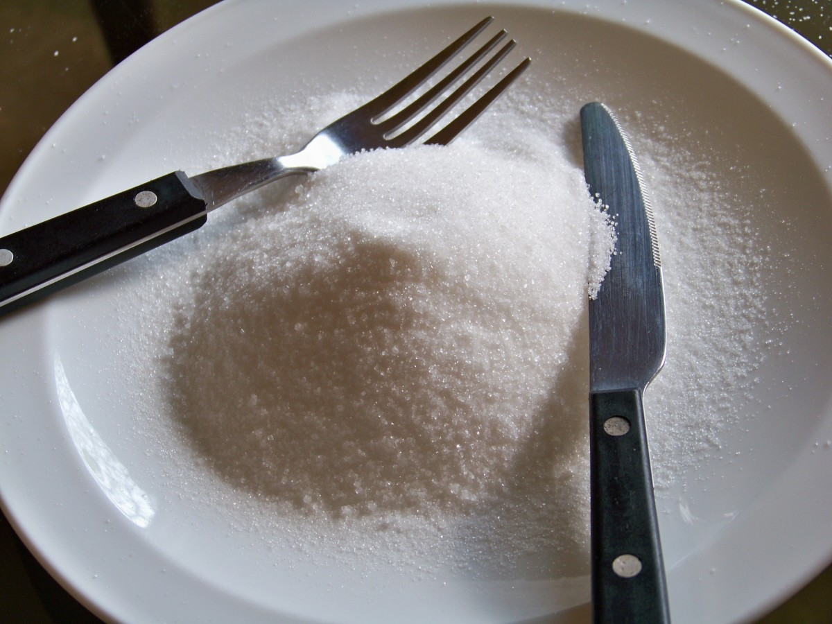 Why High Fructose Corn Syrup (HFCS) is not the same as Table Sugar
