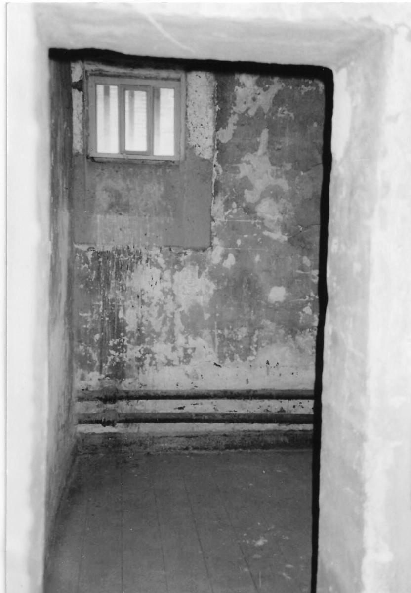Cells in Kilmainham Jail