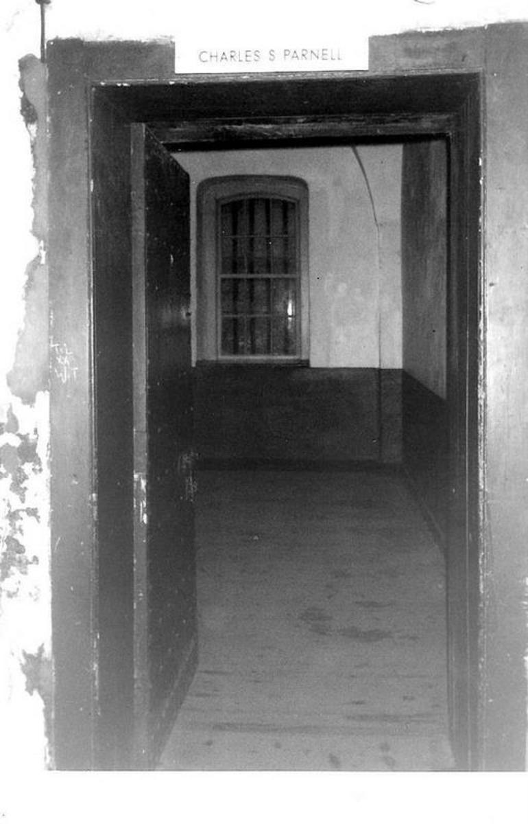 Charles Stewart Parnell Cell