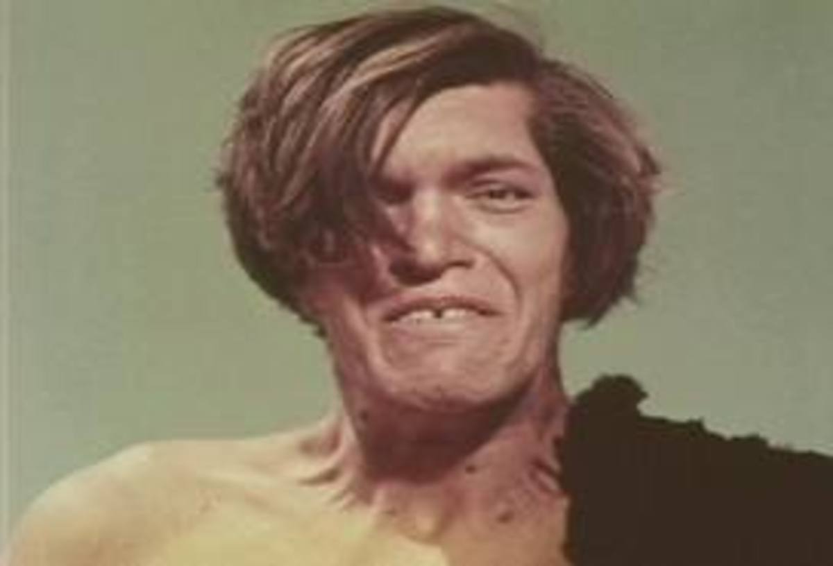 Richard Kiel as Eegah!