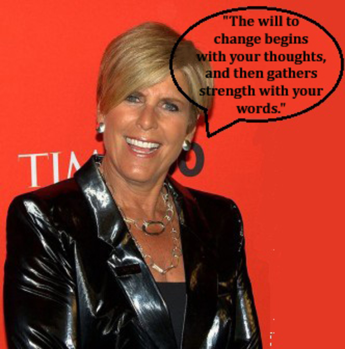 Financial Expert Suze Orman Quotes