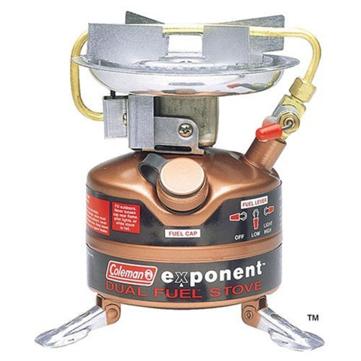 Coleman 442 Exponent Feather Dual Fuel Stove