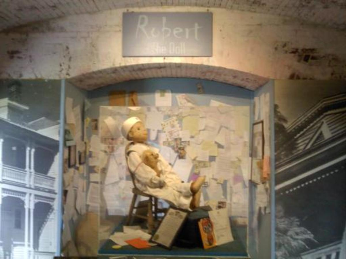 Haunted America: Robert The Haunted Doll