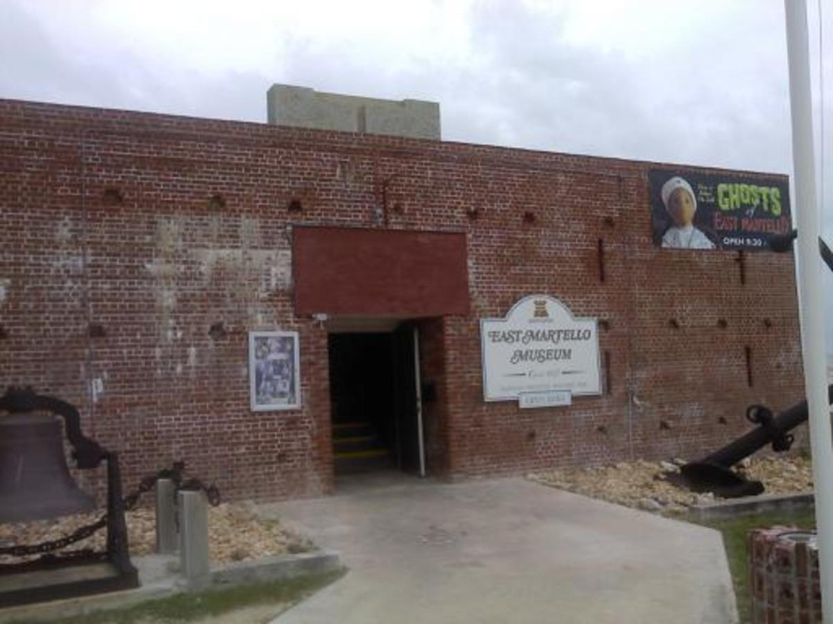 East Martello Museum, Key West, Florida