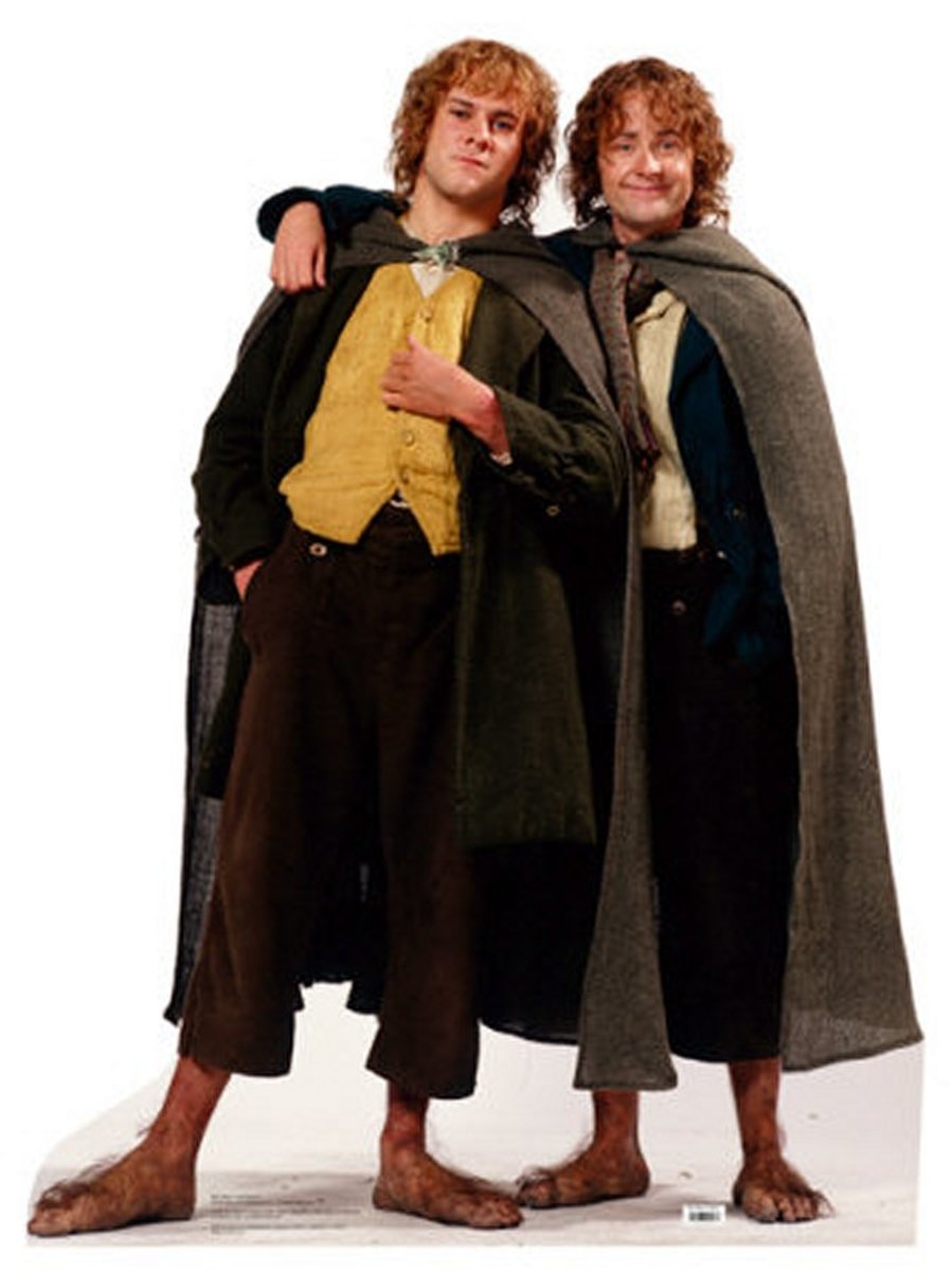 hobbits  sc 1 st  HubPages & How to Make a Hobbit Costume | HubPages