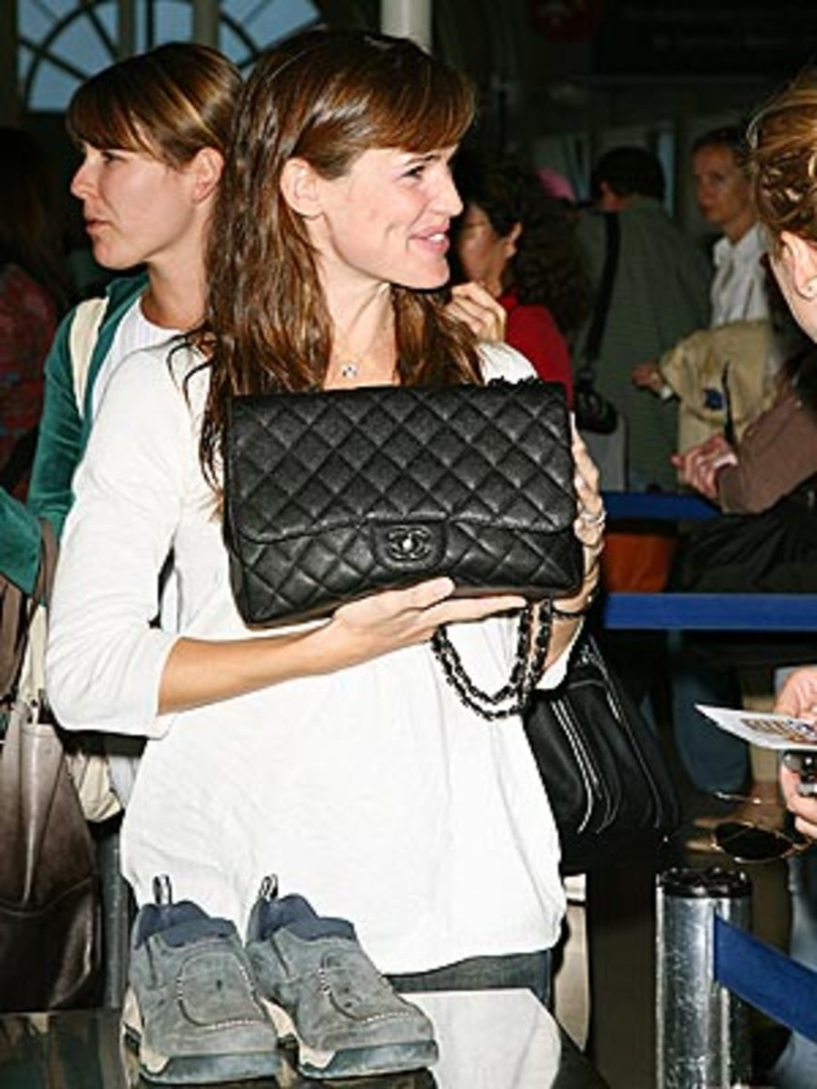 Celebrities and their Chanel 2.55 or classic flap handbags