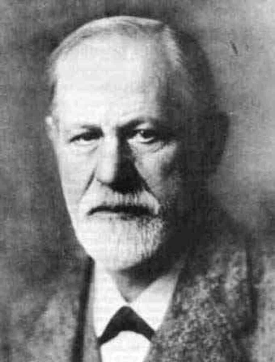 Sigmund Freud's theory of personality