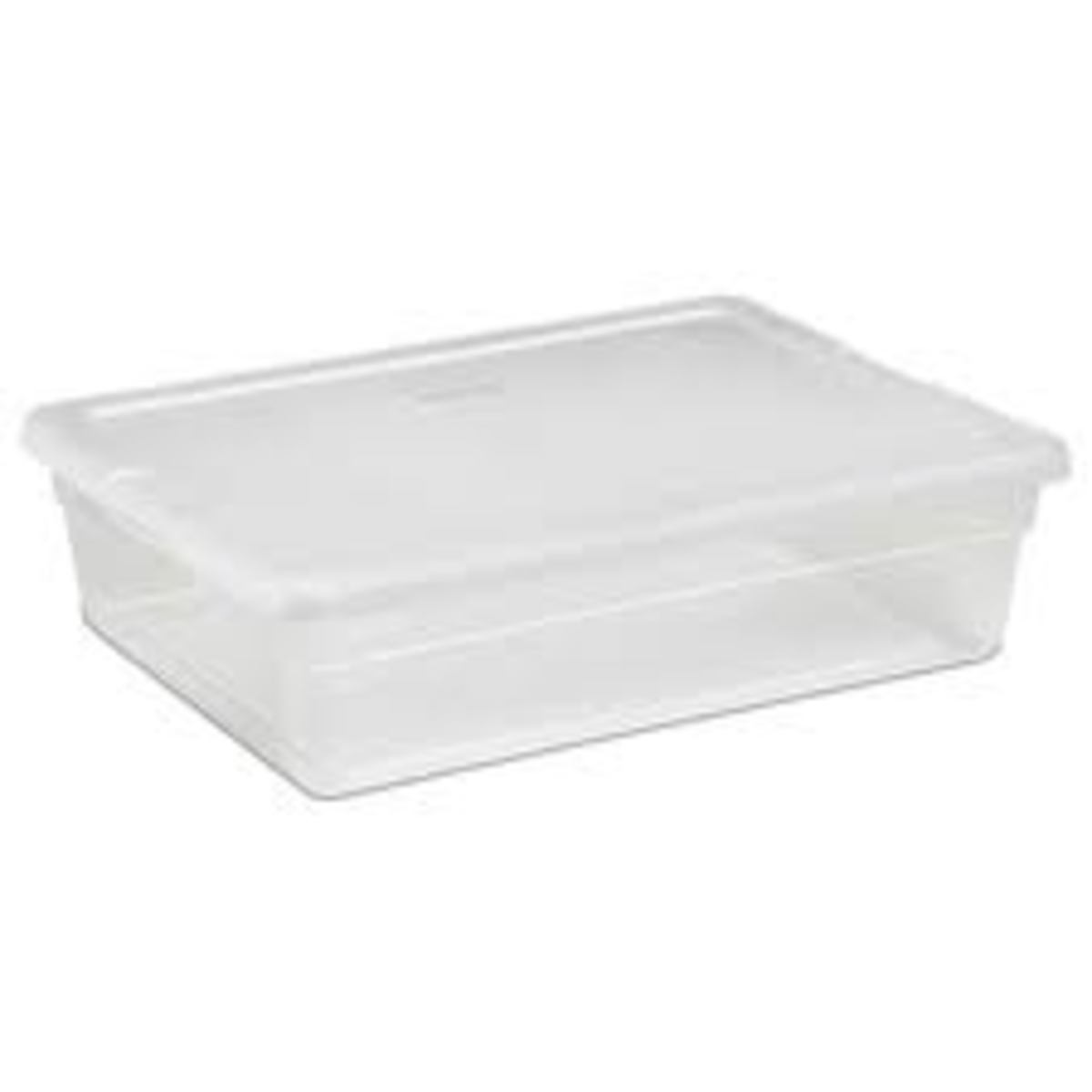 Under The Bed Storage Container from Walmart