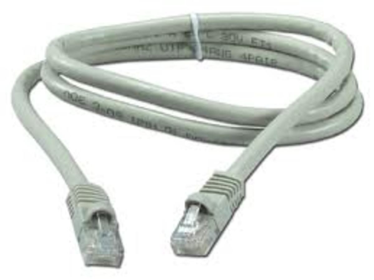 Basic Differences Between Category cat5e, cat6, cat6e and 6a Network Patch Cables
